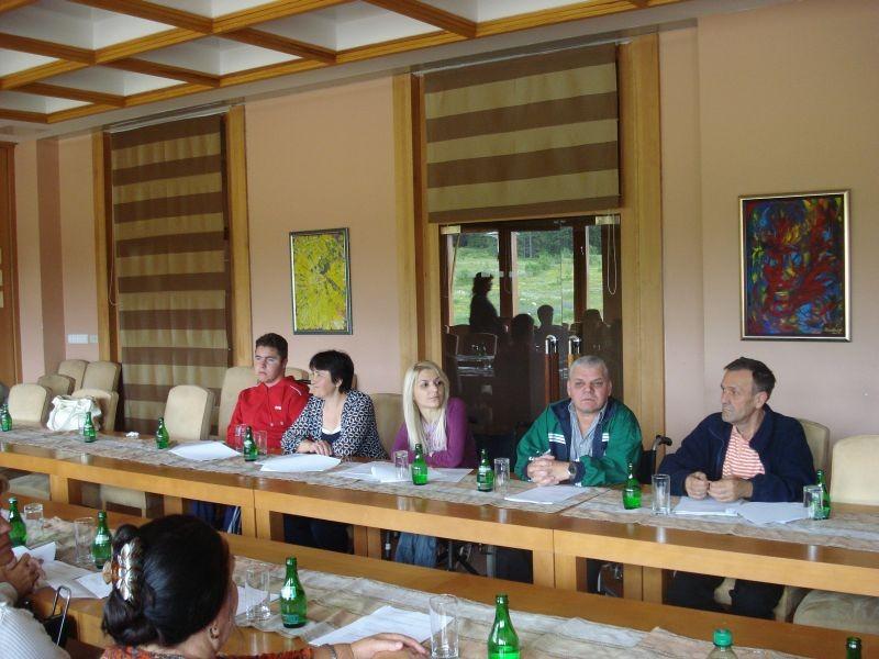 Skupstina UDKS 25.06.2010. Hostel FERI Igman