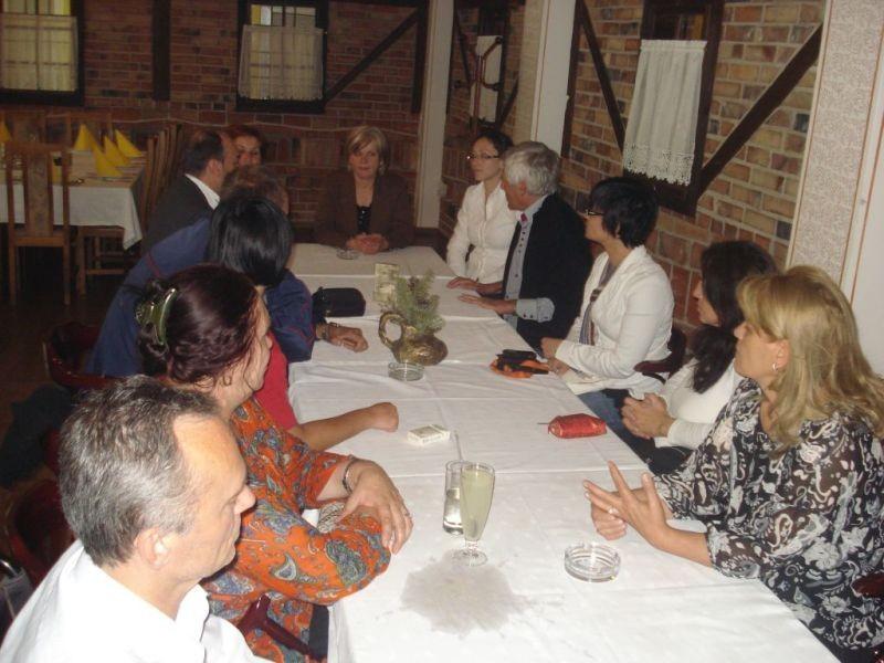 Posjeta ministrice Velide Memic clanovima u Fojnici