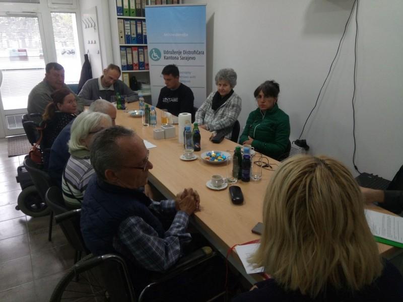 """Okrugli sto, Informativno-edukativni centar """"MD"""", septembar 2019."""