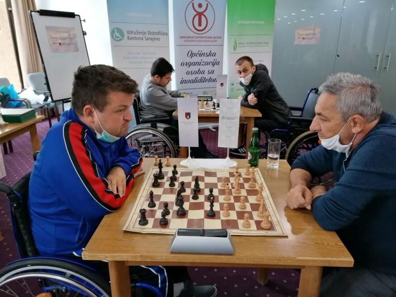 Šahovski turnir, Fojnica 2020