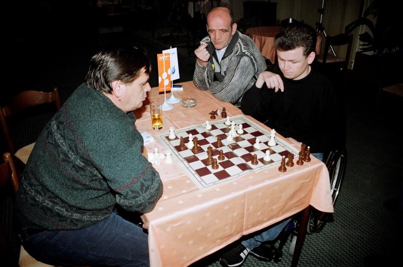 Takmičenje članova UDKS na šahovskom turniru