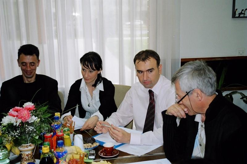 Prisustvo rukovotstva UDKS na skupstini SDFBIH