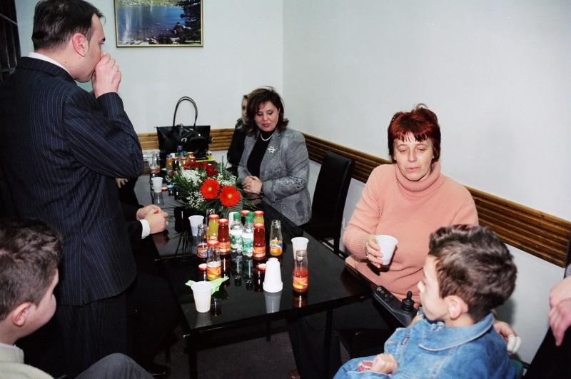 Posjeta Udruzenju Predsjedavajuce Skupstine KS