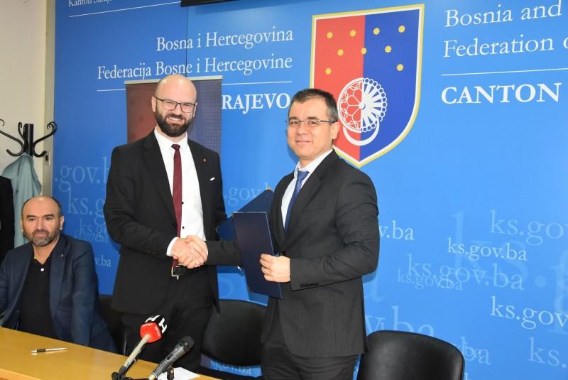 Ministar Garibija i zamjenik rezidentne predstavnice UNDP-a Khoshmukhamedov: Vraćanje dostojanstva osobama sa invaliditetom i umanjenim tjelesnim mogućnostima
