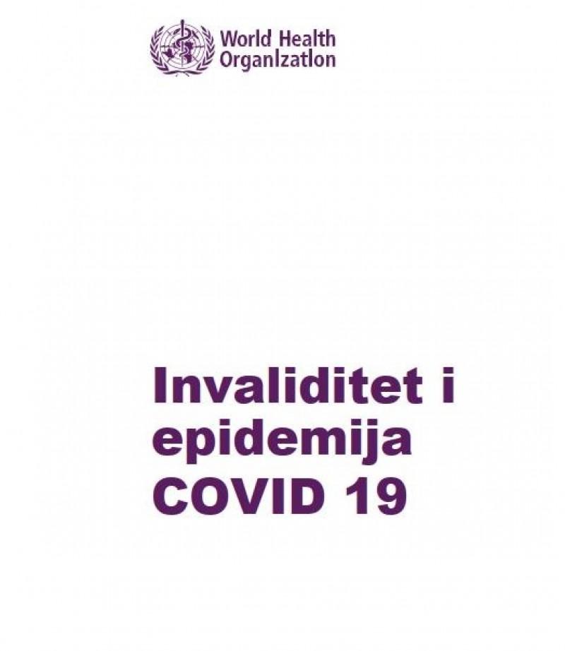 Preporuke SZO za OSI u vezi pandemije COVID 19
