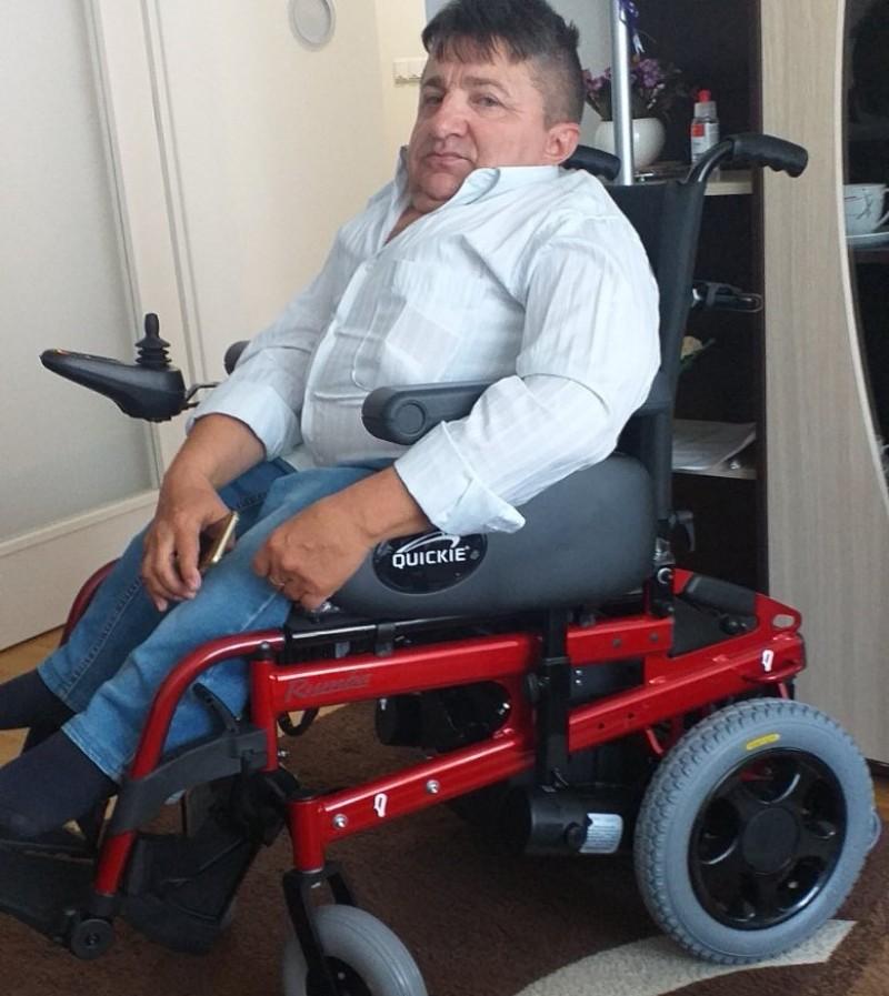 Uručena još jedna elektro-motorna kolica